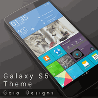 galaxy s5 look theme android free download galaxy s5 look theme