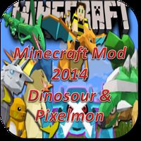 MOD FOR MINECRAFT PE PIXELMON apk icon