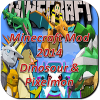 Icône apk MOD FOR MINECRAFT PE PIXELMON