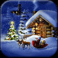 Sfondo Animato Natale.Notte Di Natale Sfondi Animati 10 0 Download Gratis Android