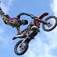 Ícone do Jogo salto de moto