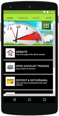 FBS Android - Free Download FBS App - Markets