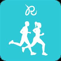 RunKeeper ランニングもウォーキングも GPS 追跡 アイコン