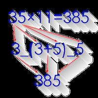 Ikona Sztuczki matematyczne