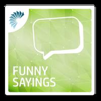 Ikon Funny Sayings Ringtones