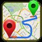 GPS,지도, 항해 및 약도 2.5
