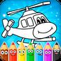 Páginas para colorir para crianças: transporte 1.0.4
