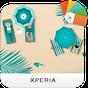 XPERIA™ Magical Summer Theme 1.0.0