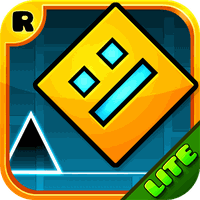 Icono de Geometry Dash Lite
