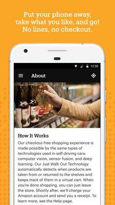 Image 1 of Amazon Go