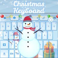 Icono de Tema de teclado de Navidad