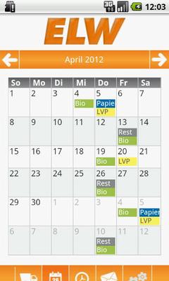 elw müllkalender