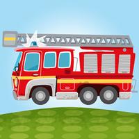 Маленькие пожарники