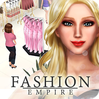 Fashion Empire - Boutique Sim 아이콘