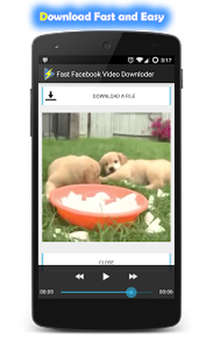 Download Fast Facebook Video Downloader 1 4 1 free APK Android
