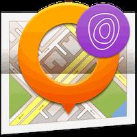 Contour lines plugin — OsmAnd Simgesi