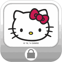 Hello Kitty Screen Lock의 apk 아이콘