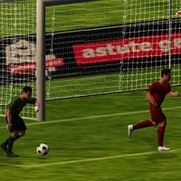 Ícone do melhor jogo de futebol 2014 3D