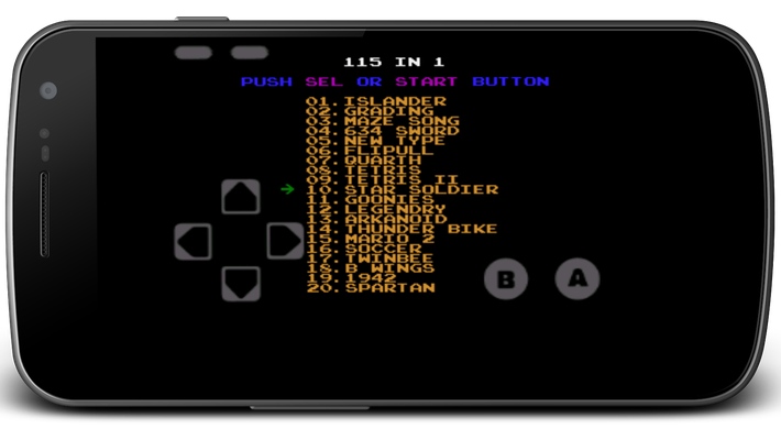 NES Emulator - Free NES Game Collection Android - Free
