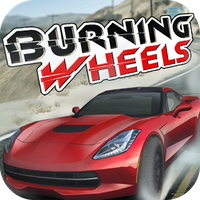 Ikona apk Burning Wheels 3D Racing