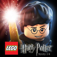 Ícone do LEGO Harry Potter: Years 1-4