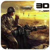 Gunners Battle Desert Storm