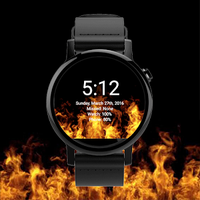 WatchFace- Live Fire Wallpaper icon