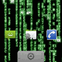 Live Wallpaper of Matrix Simgesi