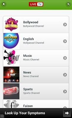 Baixar Live Tv Online 1 0 APK Android grátis
