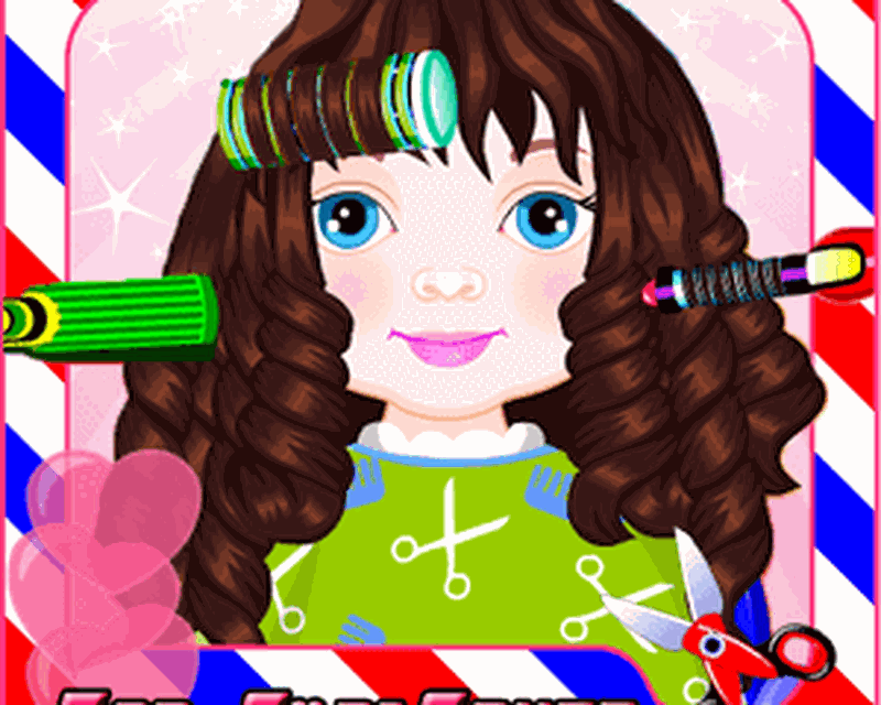 Картинки для парикмахерской в детском саду прически, бесконечности открытке