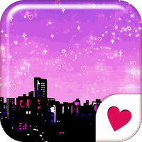 Ícone do apk Cute wallpaper★Twilight sky
