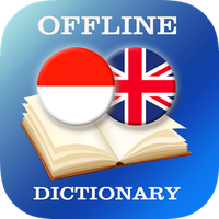 Ikon Indonesia-English Dictionary