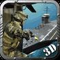 Navy Gunship Shooting 3D Game  APK