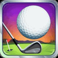 Ícone do Golf 3D