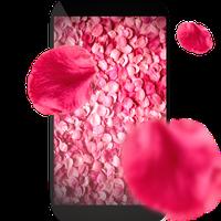 Ícone do Pétalas 3D  papel de parede