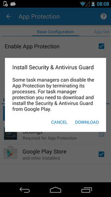 Image 4 of Security & Antivirus Guard