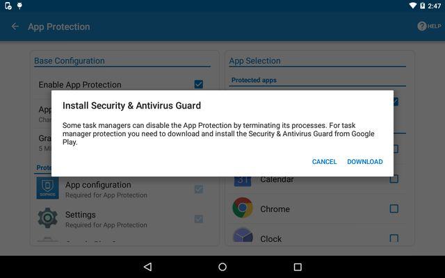 Image of Security & Antivirus Guard