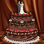 Çikolata Düğün Pastası Fabrikası