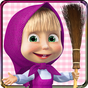 Masha and the Bear: House Cleaning Games for Girls 1.9.12