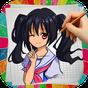 Como desenhar Anime Manga  APK