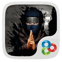 Ninja GO Launcher Theme apk icon