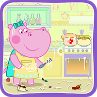 Baby Cooking School icon