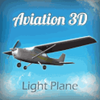 Ícone do apk Aviation 3D - Light Plane