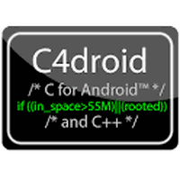Ícone do C4droid - C/C++ compiler & IDE