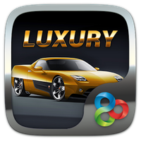 Luxurious GO Launcher Theme APK Simgesi