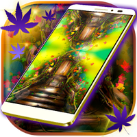 Magic Touch Wallpaper Live APK icon