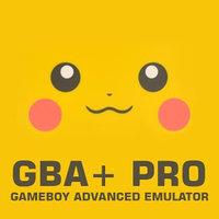 GBA+ Pro All Games Emulator apk icon