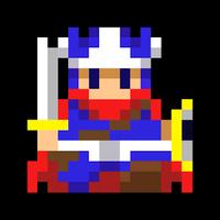 デラクエスト - ドット絵レトロRPG アイコン