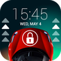 Cursa auto Lock Screen  APK