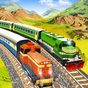 Modern Pak vs Indian Train Race: Azadi Train Game 1.0
